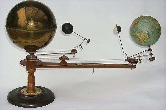 Antique Solar System Model Best 2000 Antique Decor Ideas