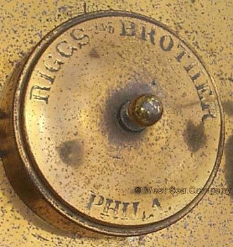 Rare Us Coast & Geodetic Survey Ritchie Compass; Uscgs Maritime Compasses Antiques